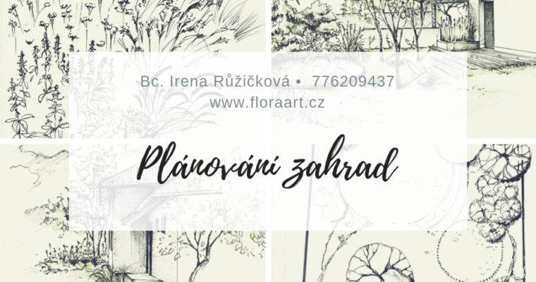 Návrhy kvetoucích zahrad